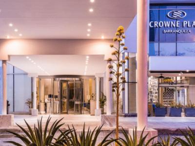 Snip - Crowne Plaza Barranquilla Photos of Barranquilla Hotel - Google Chrome (2)